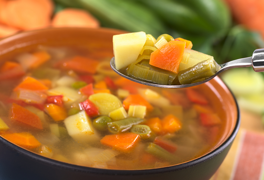 Vegetable Soup Diet Recipes And Benefits