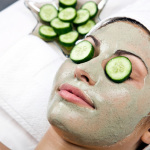 how to make cucumber cream for face