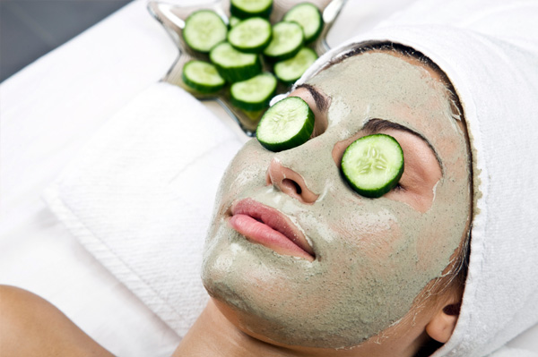 Interesting. cucumber facial peel are