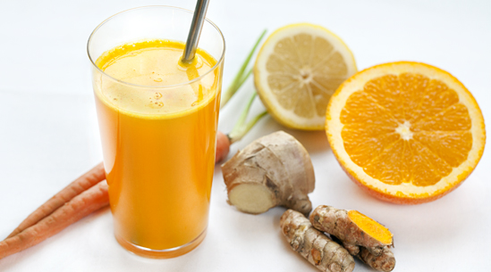 4 natural juices to ease pain