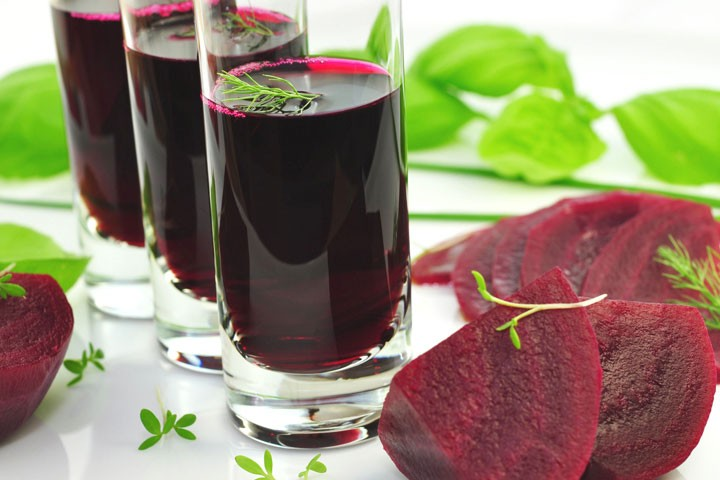 beet juice for cognitive functions