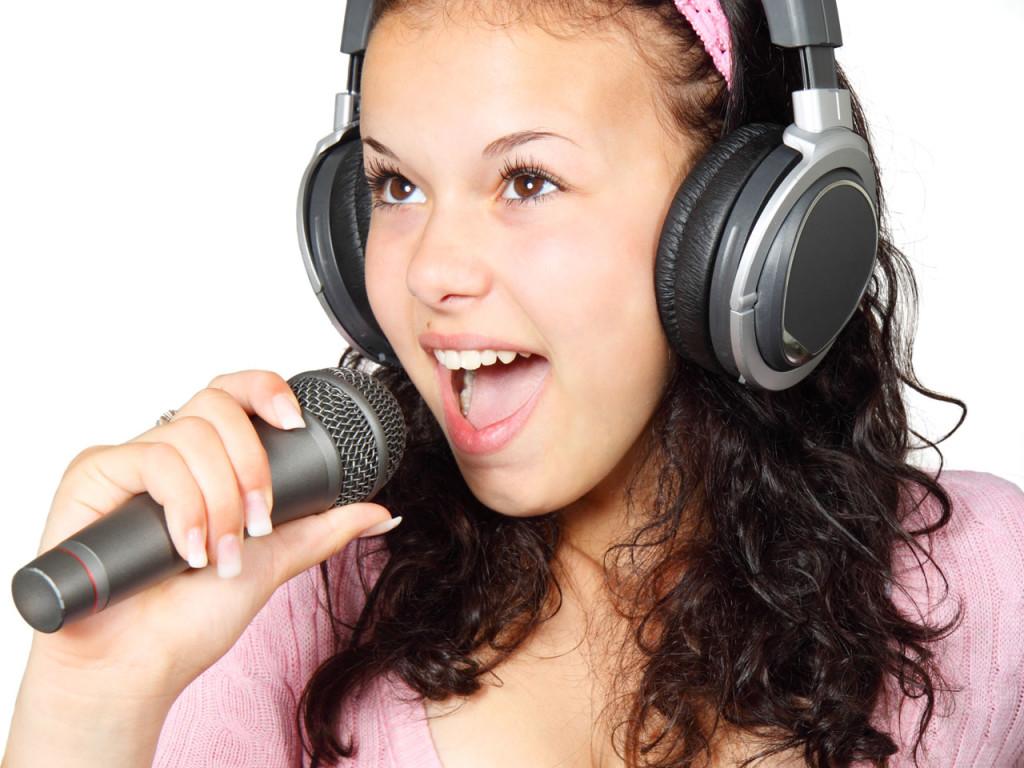healing powers of singing