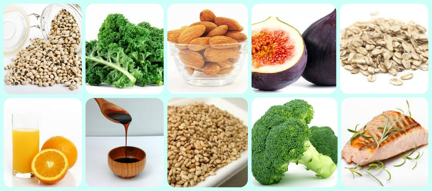 What Foods Can You Get Calcium From
