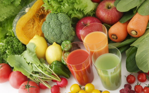 juices to lower cholesterol