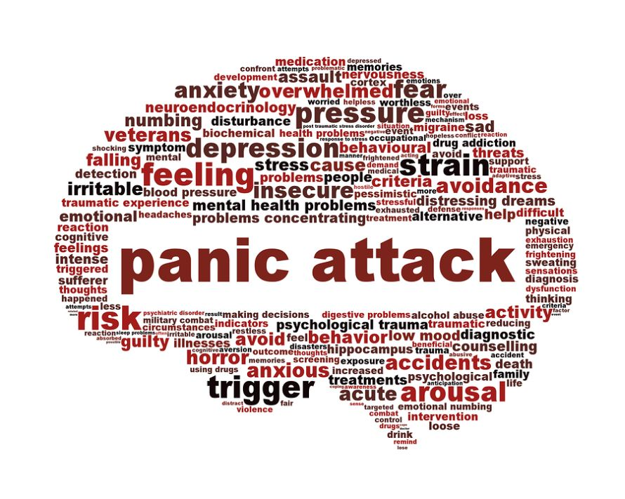 how to know if you have anxiety or panic attacks