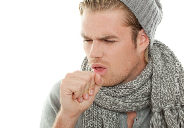 reduce coughing with breathing technique