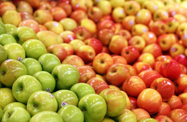 apples and antioxidants