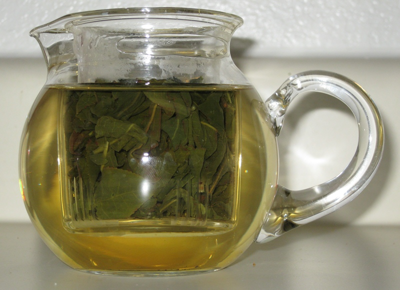 herbal teas for skin affections