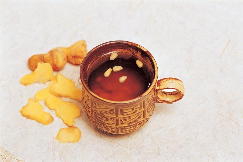 ginger tea for arthritis
