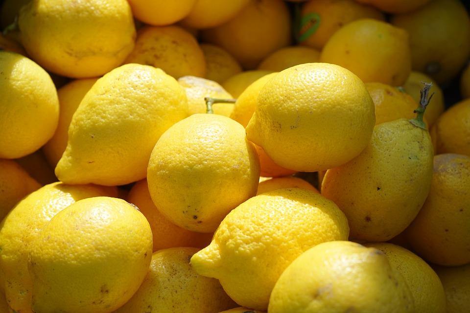 lemons for stretch marks