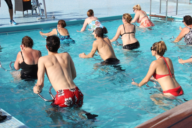water aerobics for arthritis