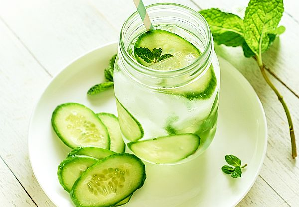Deanna May 17, at am. Hi, I really enjoyed your article. I just started drinking cucumber-lemon (all organic) because my esthetician recommended saying the flavor would help me more drink water which would keep my skin better hydrated.
